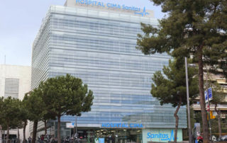 Sanitas CIMA Hospital, Barcelona, Spain (part of the BUPA Healthcare Group)
