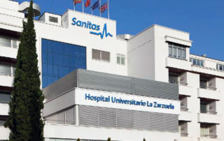 Sanitas La Zarzuela Hospital, Madrid (part of the BUPA Healthcare Group)